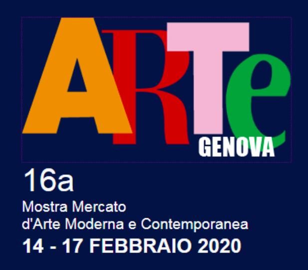 Arte Genova 2020
