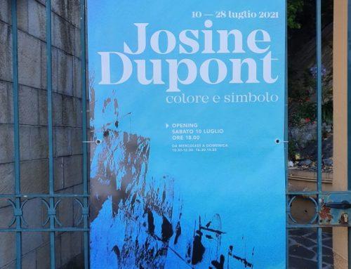INAUGURAZIONE JOSINE DUPONT
