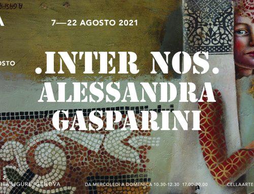ALESSANDRA GASPARINI – .INTER NOS.
